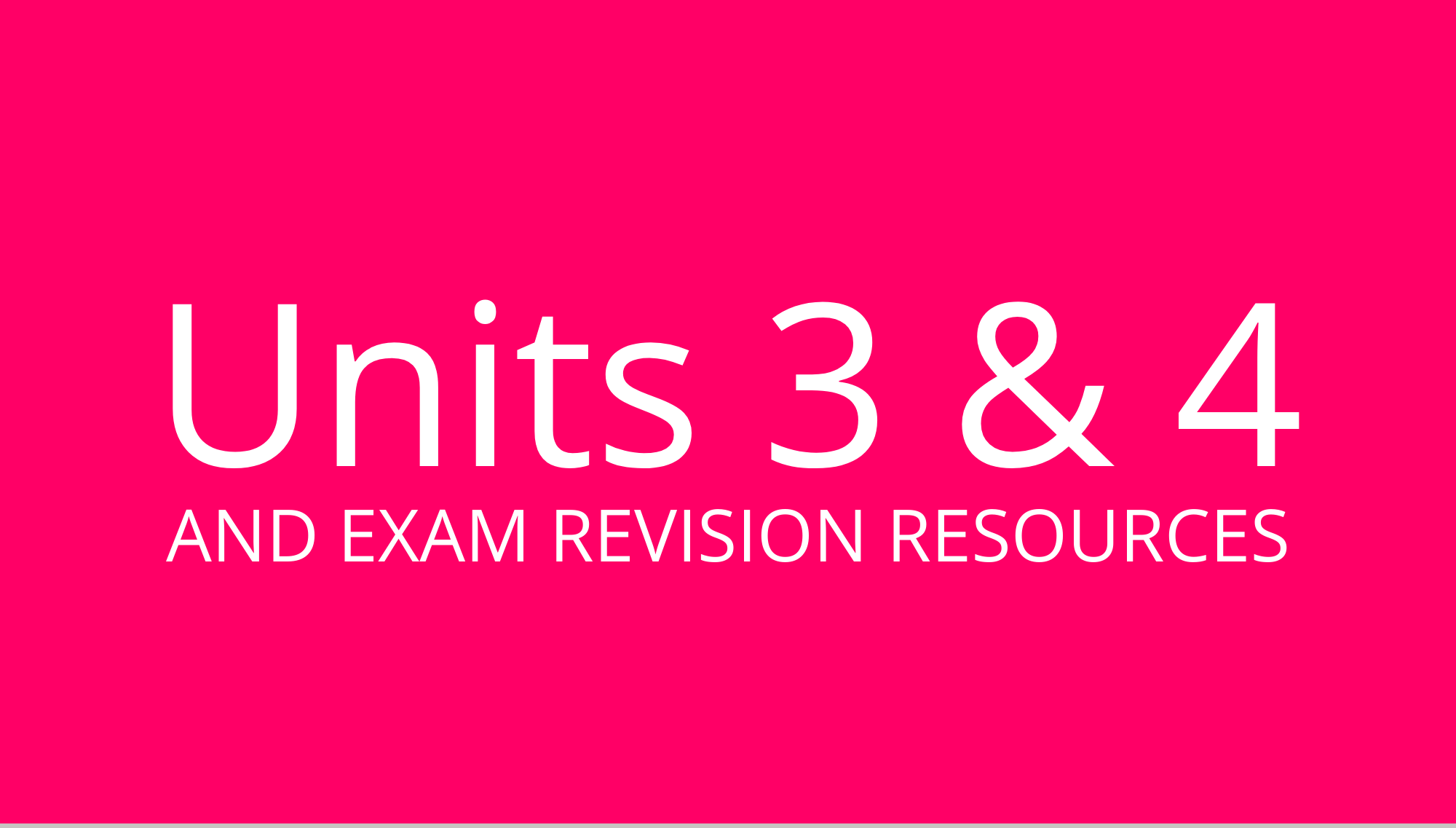 Exam Revision Title Slides (7)